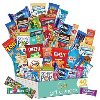 Snack Donations Needed for Staff!