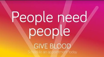 Blood Drive on August 12th