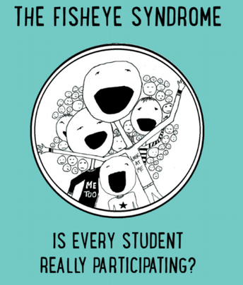 Fish Eye Syndrome: Is Every Student Really Participating?