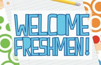 Mark Your Calendars: Incoming Freshman Orientation
