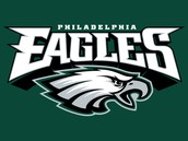Philly Sports Teams:  Eagles by Kalhleif F.