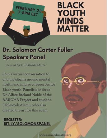 NEW: Black Youth Minds Matter