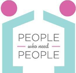 People Who Need People Logo