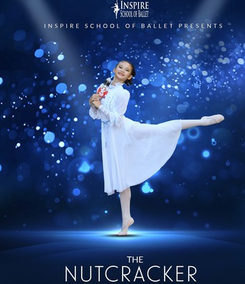 The Nutcracker Ballet by Inspire School of Ballet
