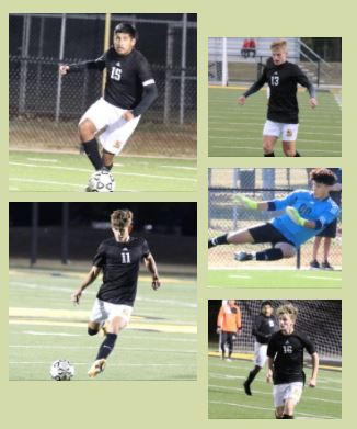 Soccer AVCTL Division 1 Honors