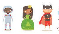 Dress Up As Your Favorite Story Book Character