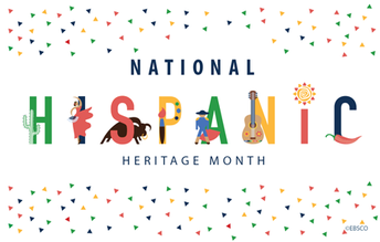 Happy National  Hispanic Heritage Month!