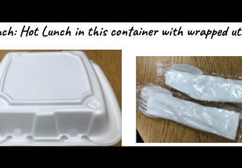 How Hot Lunch Will be Served