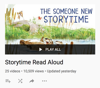 Storytime Read Aloud