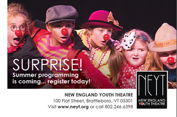 New England Youth Theatre Summer Camp