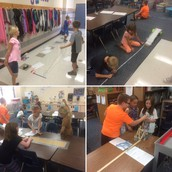 3rd Graders:  Force and Motion Action!