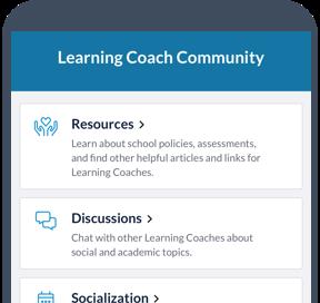 LC Community on the K12 App!