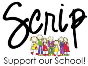 This Year's SCRIP Program ends Friday, April 30th