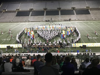 Sachse Band Great UIL Performance