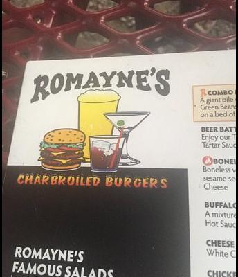 Romayne's