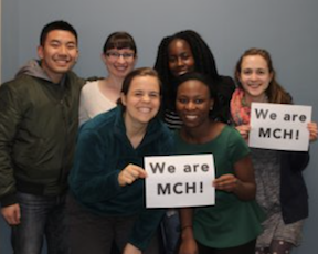 5. Join the New MCH Student Group!