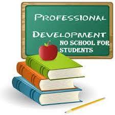 Professional Development Day--Monday, Feb. 15th