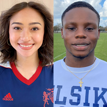 Congratulations to Alief ISD's Scholar Athletes for March.