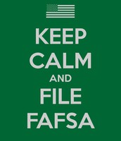 Need help filling out the FAFSA??? It's not too late!!!