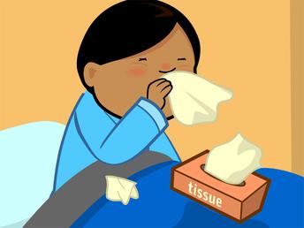 Taking Precautions In Flu Season