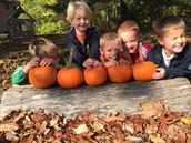 Happy Halloween from some of our Kindergarten friends!
