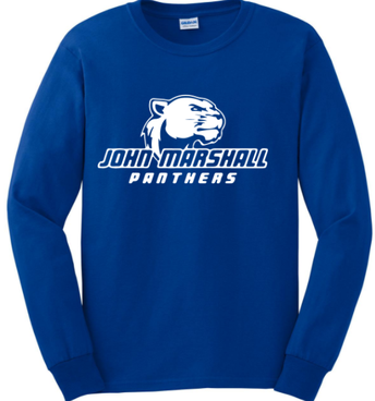 Message from our PTO - John Marshall Apparel!