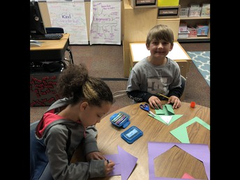 Making Fact Families Using Fact Triangles