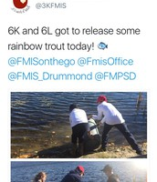 FMIS Fish Release
