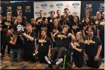 Unified Bowling Team Wins at State!