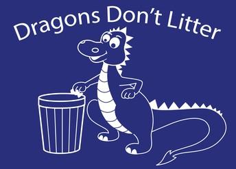 Dragon's Don't Litter