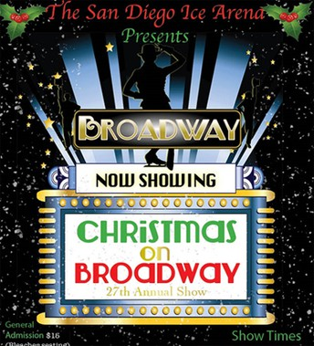 """Christmas on Broadway"""