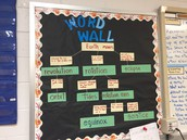 Not Your Average Word Wall