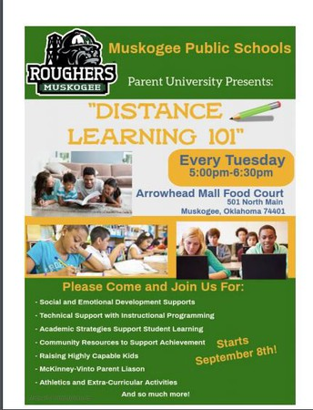 New to Distance Learning? We all are!