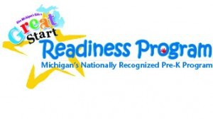 Great Start Readiness Program Spaces Available!