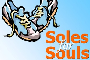 Soles for Souls Used Shoe Drive
