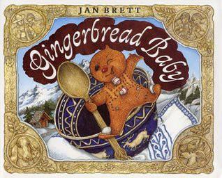 Ginger- bread Baby