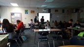 Stations in math class