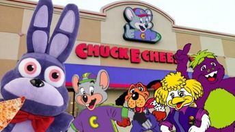 Chuck E. Cheese School Fundraiser!