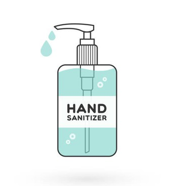 Hand Sanitizer & Washing