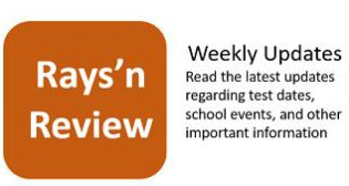Weekly Parent Newsletters