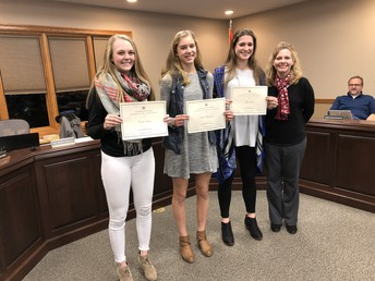 All-State Volleyball Recognized