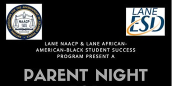 NAACP &  African-American/Black Student Success Parent Night
