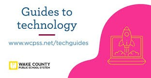 Parent and Student Tech Guides (WCPSS)