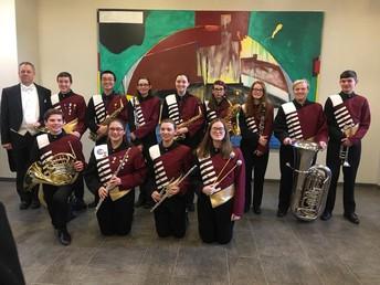 CCMEA County Band Festival