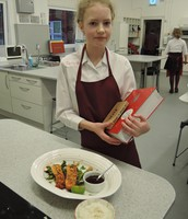 Cookery Competition Heats Up