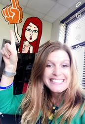 Ms. Liz Raeburn - Proud Principal