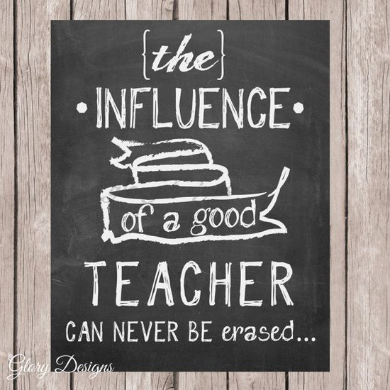 the importance and influence of teachers on the lives of teachers The importance of ethics in the teaching profession in many cases, may negatively influence not many of us remember teachers who formed our lives in a.