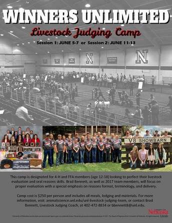 Winners Unlimited Judging Camps