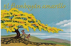 El Flamboyán Amarillo: Taller de Lectopintura, de 9:45-10:30