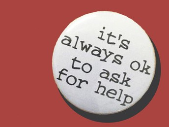 It's Always Okay to Ask For Help